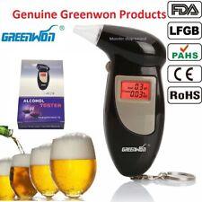 Digital LCD Alcohol Breath Analyzer Breathalyzer Tester Detector Breathalyser