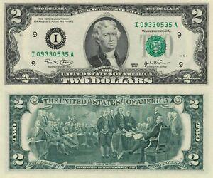 United States (USA) Series 2003 2 Dollars p-516a I - Minneapolis UNC