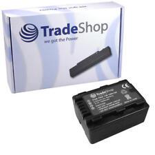 AKKU für Panasonic SDR-H101GK SDR-H80 SDR-H85A SDR-H85K SDR-H85S mit Infochip