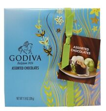 Godiva Assorted Belgian Chocolates 27 Pieces 11.9 OZ