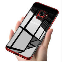For Samsung A6/A6 plus 2018 Shockproof Ultra Thin Soft Clear TPU Case Cover Skin