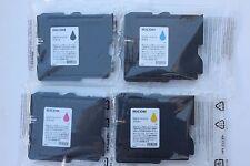 Ricoh Genuine GC31 KMYC Ink Cartridges For GXe2600/e3300/e3300N/e3350N/e5050N