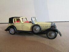 6P Rami JMK 10 France Hispano Suiza J12 Coupé Chauffeur 1934 1:65