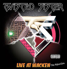 TWISTED SISTER - LIVE AT WACKEN: THE REUNION [DUALDISC] [PA] (NEW DUALDISC)