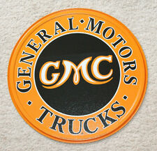 General Motors Trucks GMC Vintage Style Metal Signs Garage Man Cave Decor Snapon