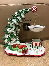 Yankee Candle Hanging Holiday Christmas Tree Tart Warmer Burner