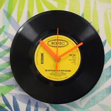 """Redbone 'The Witch Queen Of New Orleans' Retro Chic 7"""" Vinyl Record Wall Clock"""