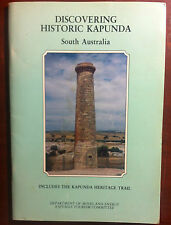 Discovering Historic Kapunda South Australia