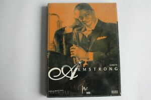 DVD Masters of Jazz louis Armstrong 2002 (49905)