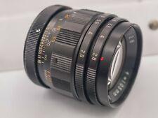 Caspeco T 105mm F2.8 T/T2 Universal Prime Lens & Pentax M42 Camera Mount *Read*
