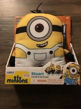 Inkoos Despicable Me Minions Stuart Color N' Go Plush Toy Universal Studios