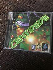 New Atari Centipede Pc Rom Windows 95/08 (1999) ( Pc,1998) Hasbro Interactive