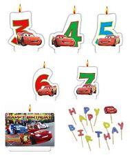 Bougies D Anniversaire Cars 2 Disney Pixar