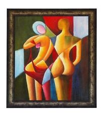 Dealer or Reseller Listed Cubism Abstract Art