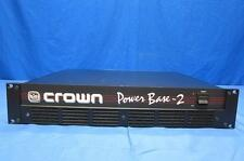CROWN Power Base 2 Professional Power Amp PB-2