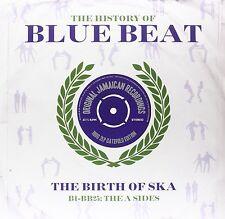 THE STORY OF BLUE BEAT-180G 2LP GATEFOLD 2 VINYL LP NEU