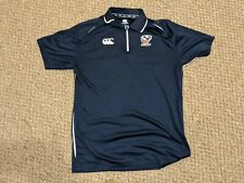 Canterbury Of New Zealand USA Rugby Polo Small