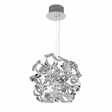 Artículos de iluminación de techo de interior Endon Lighting de cristal