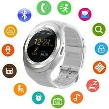Bluetooth Smart Watch with Touch Screen Unlocked Cell Phone Wath with SIM Card S