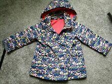George Girl Fleece Lined Jacket 2 3 Years Vgc