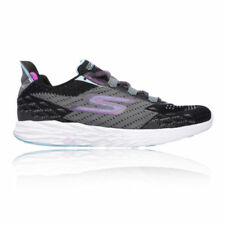 Performance Go Run 600-Refine, Chaussures de Fitness Homme, Noir (Black), 45 EUSkechers