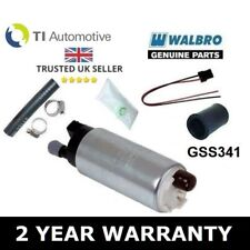 WALBRO 255 FUEL PUMP UPGRADE KIT FOR FIAT PUNTO GT TURBO 1.4 1993-1997