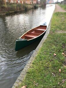"GUNGA DIN 2 - Canadian Style Kayak/Boat/Canoe - DIY PLANS.3.8m [12' 6""] Long"