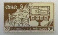 100 x Briefmarke Irland 21 Jahre Verfassung 1958