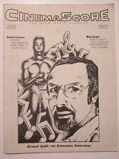 Cinemascore: The Film Music Journal No. 10 Fall 1982 Ernest Gold Interview