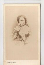 Photo Cdv Impératrice Maria Alexandrovna impératrice de Russie -  Marie de Hesse