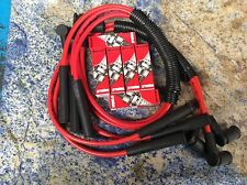 FORD FALCON XR6 AU 2 3 6cyl & LPG GENUINE SPARK PLUGS & SP LEADS MOTORCRAFT. :)
