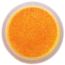 NEW! Disco ORANGE Glitter Dust 5g Cake Decorating Fondant USA Made