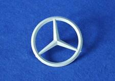 rolly toys Ersatzteil Mercedesstern silber für MB-Trac Unimog