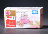 Takara Tomy DISNEY MOTORS Jewelry Way Sleeping Beauty Potiron Aurora Mini Car