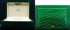 Vintage ROLEX Geneve VINTAGE Green WATCH BOX Ref 39139.04