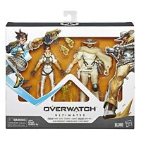 Overwatch Ultimates Series Posh (Tracer), White Hat (McCree) Skin Pack
