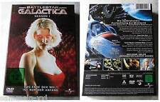 Battlestar Galactica / Kpl. 1. Staffel .. 4-DVD-Box TOP