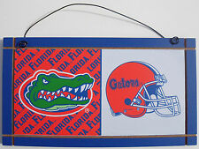 Florida University Gators College football Wood Plaque Sign Sport Fan Team NCAA