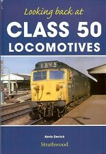 CLASS 50 in colour Railway Book RRP £19.95 POST FREE SAVE 35% PLUS