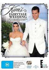 Keeping Up With The Kardashians - Kim's Fairytale Wedding (DVD, 2-Disc) R-2,4