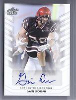 2013 Leaf Draft Football Gavin Escobar Authentic Signatures Autograph Card