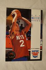 NBA CARD - 1994 - Sky Box - Rookie Series - Rex Walters - New Jersey Nets.