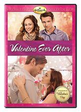 VALENTINE EVER AFTER (Hallmark Movie)  -  DVD - REGION 1 - Sealed