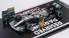 Lewis Hamilton Mercedes W10 - GP USA 2019 Base Speciale - Spark 1:43