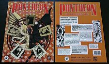 PANTHEON And Other Roleplaying Games 5 in 1 Hogshead Publishing - Robin Laws NEW