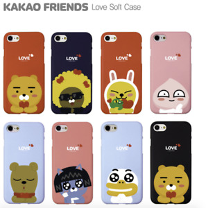KAKAO FRIENDS Love Soft Phone Case 100% Authentic Product