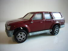 Majorette: Toyota 4Runner, 1980s, excellent condition, made in France