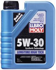 Lubro Moly Longtime High Tech 5W-30 Motor Oil (1 Liter) LMY2038