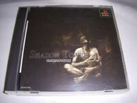 USED PS1 PS PlayStation 1 SHADOW TOWER shadow Tower 61075 JAPAN IMPORT
