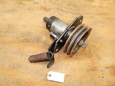 Simplicity Sunstar Garden Tractor Front PTO Assembly With Pulley-USED